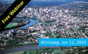 Winnipeg Free Webinars - Raise money for your startup 300