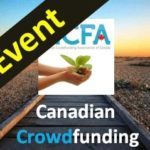 Event Toronto (June 11, 2013):  Crowdfunding for Canadian Start-ups, Entrepreneurs, Charities & Enterprise