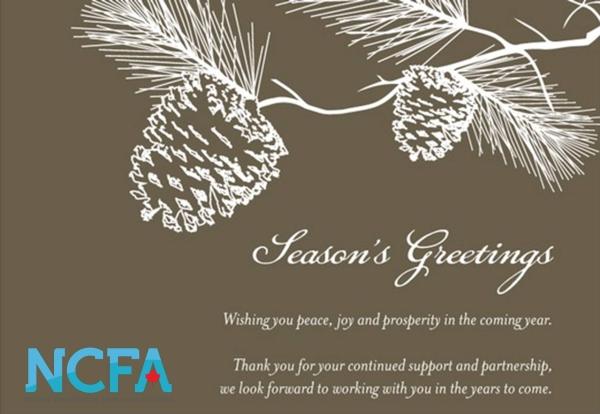 Seasons Greetings from NCFA Canada
