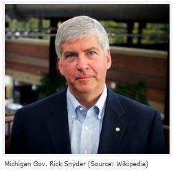 Rick Synder - Michigan govenor