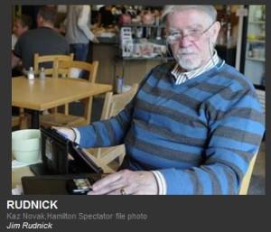 Jim Rudnick FundHamOnt