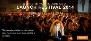 Launch festival 2014