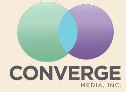 Converge media logo