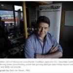 B.C. regulators eye green light for equity crowdfunding