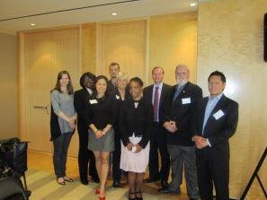 BCCCTC Crowdfunding seminar group