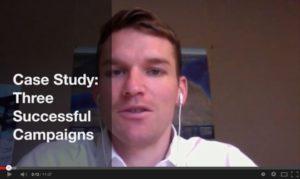 Case study - three successful reward based campaigns