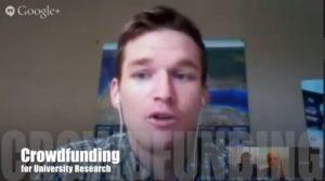 Crowdfunding University Research