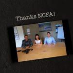 NCFA Summer Intern (2014) Farewell Video by Gabe Nasr
