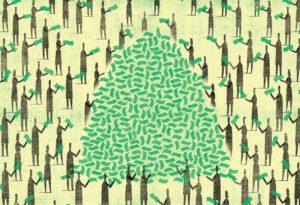 Equity crowdfunding pool of capital