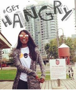#GetHangry Jananee World Vision Youth Ambassador