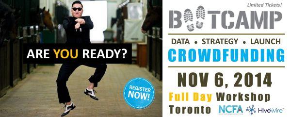Are you ready NCFA HiveWire Bootcamp Nov 6