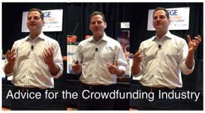 Crowdfunding advice Ron Suber