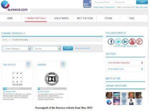 Eureeca equity portal May 2013