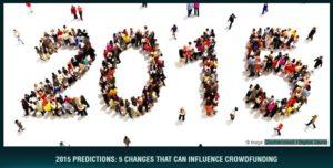 2015 Crowdfunding predictions david drake