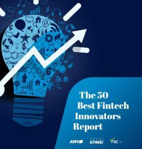 KPMG Top 50 Fintech innovators