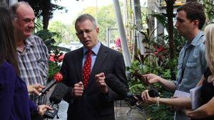 Paul Fletcher, Australian MP Supports Crowdfunding
