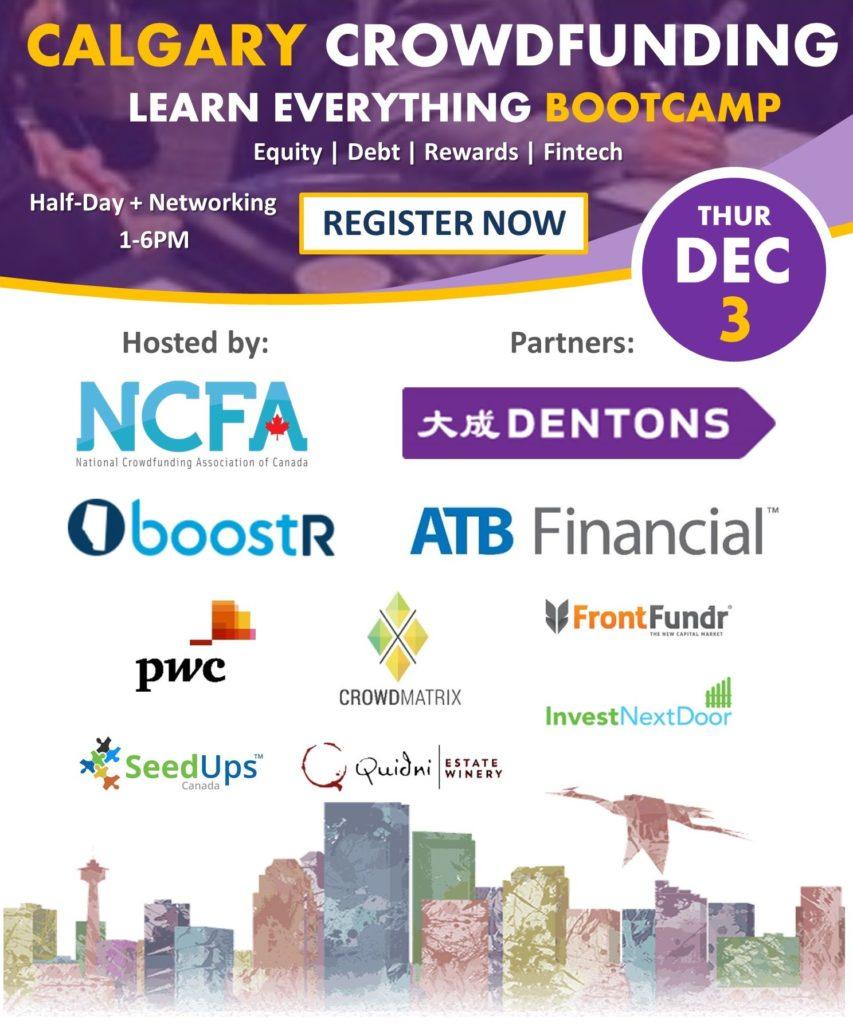 NCFA Calgary Crowdfunding Bootcamp Dec 3 v2