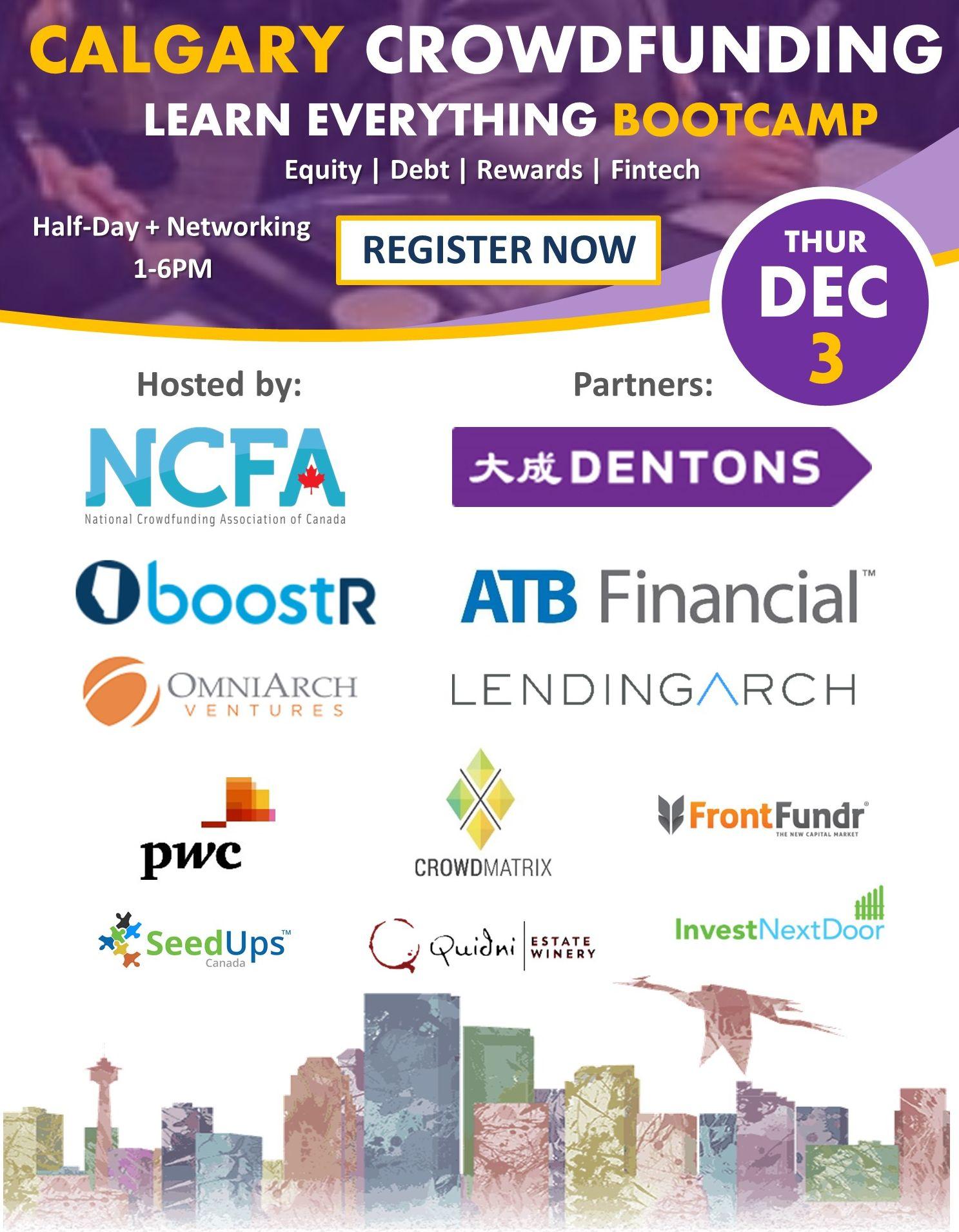 NCFA Calgary Crowdfunding Bootcamp Dec 3 v3