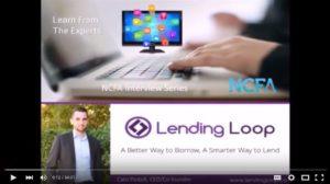 NCFA interviews Lending Loop