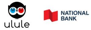 Ulule partnership with National Bank of Canada