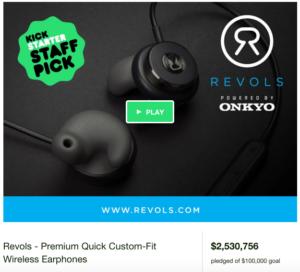 revol crowdfunding
