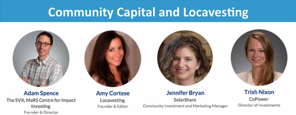Community Capital and Locavesting