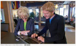 CBS News Fintech feature 60 minutes