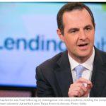 Lending Club CEO resigns after internal probe, shares plummet