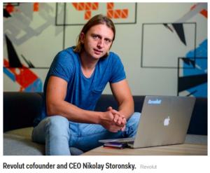 Revolut CEO