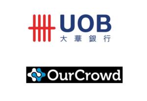 UOB and Ourcrowd