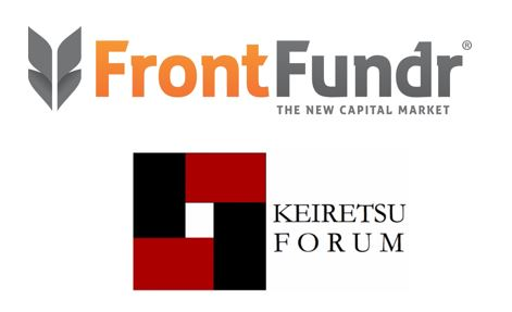 Keiretsu Forum and Keiretsu Capital Partners with Online Investment Platform FrontFundr