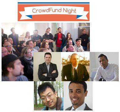 crowdfund night 21 - All Events