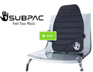 subpack feel your music