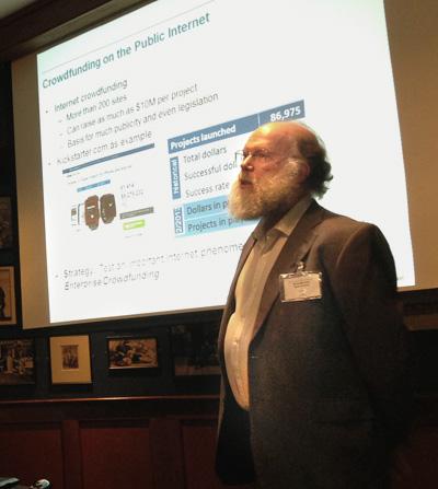 082913 Michael Muller - IBM discovers its inner Kickstarter via enterprise crowdfunding