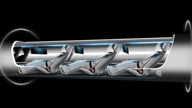 The Hyperloop elon musk - Elon Musk's Hyperloop high-speed transport crowdfunding site launches