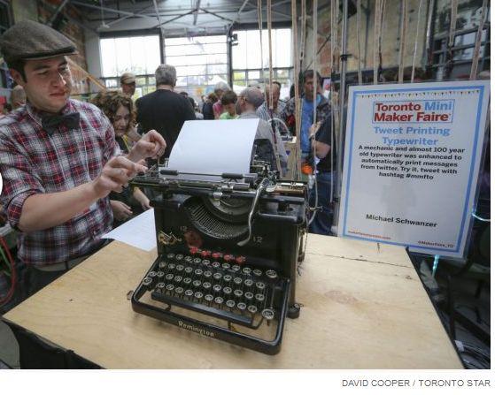 Toronto mini Maker Faire