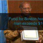 Crowd-funding reaps windfall for honest homeless man