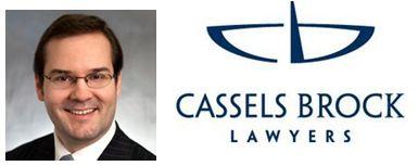 Brian Koscak Cassels Brock - Summary of Canadian Regulations (Oct 2013):  prepared by Brian Koscak, Partner, Cassels Brock
