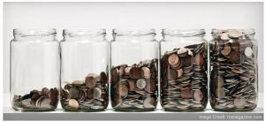 money jars1 300x138 - Why Equity Crowdfunding Isn't a Threat to Venture Capital