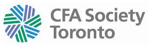 CFA Society Toronto logo - All Events