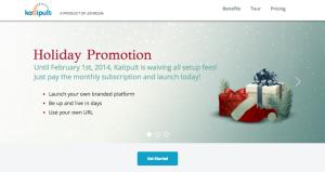 Katipult Holiday Promotion
