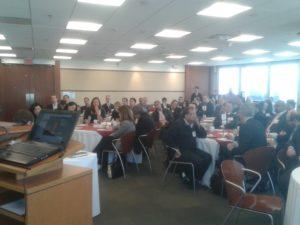 20140416 102720 300x225 - Toronto NCFA Event (April 16, 2014):  Igniting Entrepreneurship and Capital Flow in Ontario
