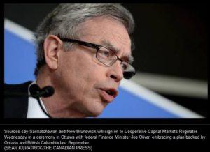Finance minister Joe Oliver 300x218 - Finance minister Joe Oliver