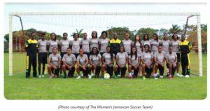 Jamaican women's football team