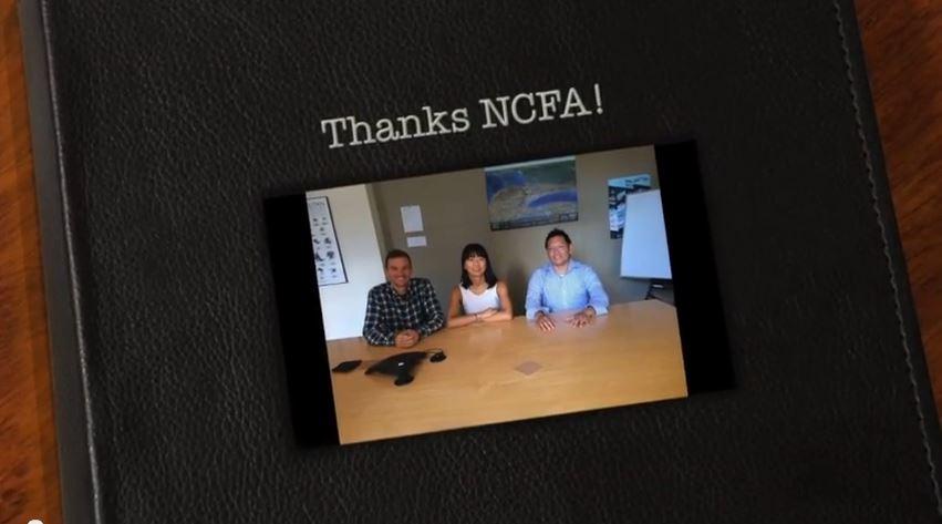 Thanks NCFA