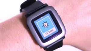 pebble 300x169 - Pebble's new Kickstarter raises $1 million in record time