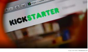 Kickstarter crowdfunding option