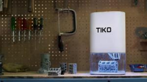 Tiko 300x168 - Spark Innovation Centre TIKO - Unibody 3D Printer, Raises $3 million in 30 days