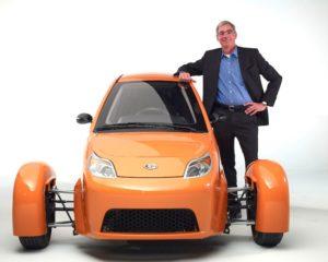 Elio motors Reg A+ crowdfunding