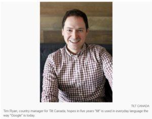 Tim Ryan - Tilt Canada
